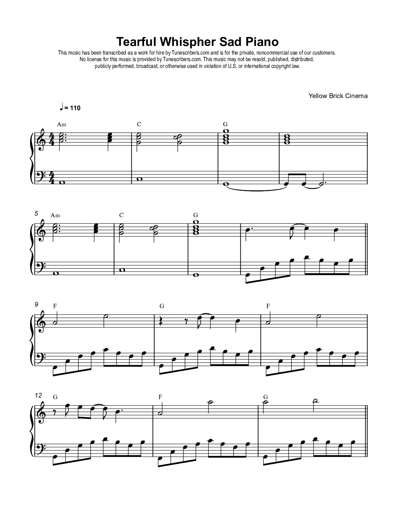 PDF Image | Catalog | Tunescribers